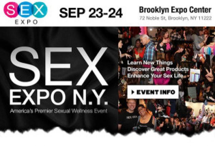 God erotic expo new york wanna lick